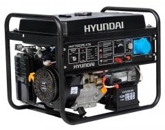 Генератор бензиновый HYUNDAI HHY 7000FE ATS 5 кВт