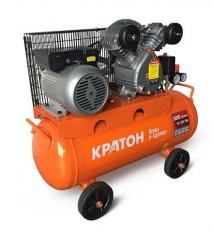 Компрессор КРАТОН AC-440-100-BDV, бак 100 литров, 440 л/мин, 10 бар