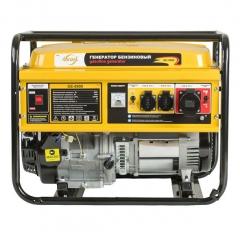 Генератор бензиновый DENZEL GE8900E (7кВт)