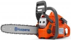 Бензопила Husqvarna 140, шина 40 см, вес 4.4 кг.