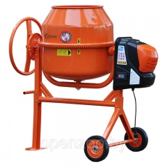 Бетономешалка, бетоносмеситель  Zirtek Z200, 160 литров
