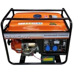Генератор бензиновый MAGNUS БГ-6500Е - 5,5 кВт