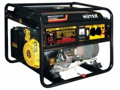 Генератор бензиновый HUTER DY6500LX -5 кВт