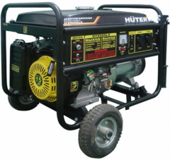 Генератор бензиновый DY8000LX 6,5кВт, 94кг №1