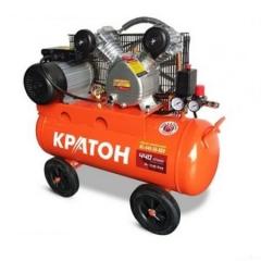 Компрессор КРАТОН АС-300-50-BDV, бак 50 литров, 300 л/мин, 10 бар