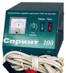 Автомобильное пуско-зарядное устройство УЗП Спринт 100