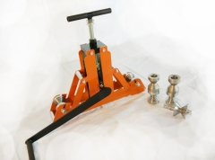 Трубогиб профилегиб ручной Ruber РуТ-40