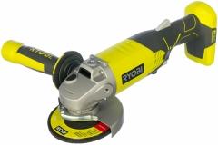 Аккумуляторная угловая шлифмашина Ryobi ONE+ R18AG-0 5133001903, диск 115 мм